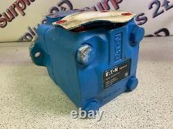 Eaton Vickers 45VQ50A 1C20 Hydraulic Vane Motor 2500 psi 2200 RPM