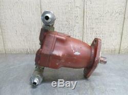 Eaton Vickers 74118-DAP-01 Hydraulic Piston Motor 1.24 cu. In 57.25 HP