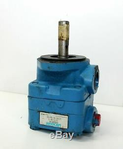 Eaton Vickers Hydraulic Vane Motor V210-11-16-12 C02BRLB 131576-1