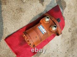 Eaton bidirectional hydraulic motor