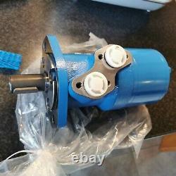 Eatont Hydraulic Motor 300CC/REV 25mm Parallel Keyed Shaft C/W High Press