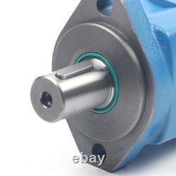 For Char-Lynn 104-1228-006 Eaton 104-1228 Hydraulic Motor Staggered Port USA