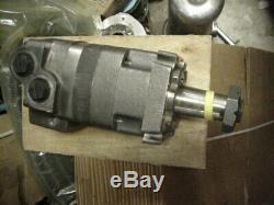 GENUINE Eaton Char-lynn charlynn 4,000 series hydraulic wheel motor 109-1103-006