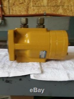 Genuine Eaton Char Lynn Hydraulic orbit Motor 107-1009-005 1 1/4 shaft