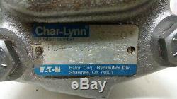 Guaranteed! Eaton Char-lynn Hydraulic Motor 104-1002-006