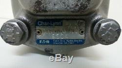 Guaranteed! Eaton Char-lynn Hydraulic Motor 104-1004-006