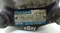 Guaranteed Good Used! Eaton Char-lynn Hydraulic Motor 104-1003-006