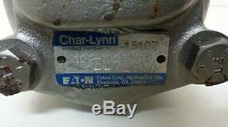 Guaranteed Good Used! Eaton Char-lynn Hydraulic Motor 104-1005-006