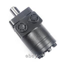 Hydraulic Gear Motor, Char-Lynn 101-1003-009 Eaton 101-1003 4BOLT 1 Key Shaft