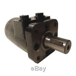 Hydraulic Motor, 2.8 cu in/rev, 4 Bolt EATON CHAR-LYNN 101-1001