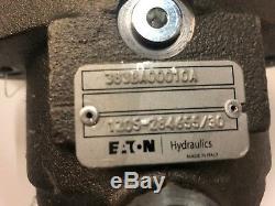 Hydraulic Motor (EATON BENT AXIS MOTOR 383BA00010A)