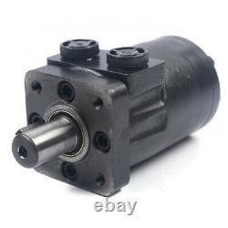Hydraulic Motor Fits Char-Lynn 101-1003-009 Eaton 4 BOLT FLANGE 1.75DIA US Stock