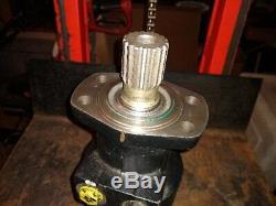 Hydraulic Motor, Parker TH0405MS360BBD Torqmotor, Eaton, White, Char, Danfoss
