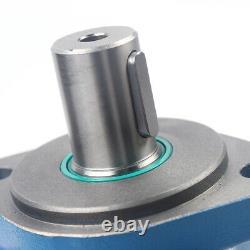 Hydraulic Motor Staggered Ports For Char-Lynn 104-1228-006 Eaton 104-1228 2 Bolt