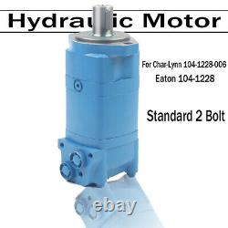 Hydraulic Replacement Motor for Char-Lynn 104-1228-006 Eaton NEW 104-1228