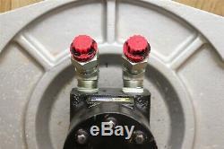 Hydro-Slave 10 Crab Block Pot Hauler with EATON Hydraulic Motor 101-1003-009