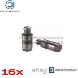 Hydrostössel Ventilstössel Kolbenschmidt 50006420 16pcs A Für Skoda Superb I