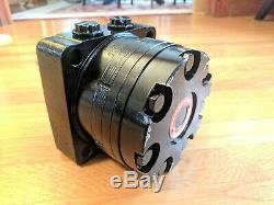 NEW DFC HYDRAULIC MOTOR # BMER-2 Rexroth Parker Vickers Eaton