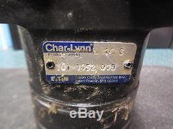 NEW EATON CHAR-LYNN HYDRAULIC MOTOR # 101-1052-009