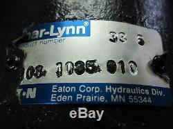 NEW EATON CHAR-LYNN HYDRAULIC MOTOR # 103-1035-010