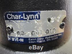 NEW EATON CHAR-LYNN HYDRAULIC MOTOR # 103-1091-010
