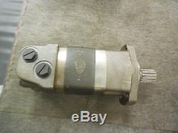 NEW EATON CHAR-LYNN HYDRAULIC MOTOR # 104-3151-006