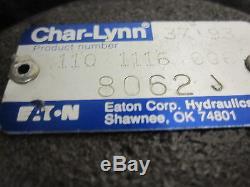 NEW EATON CHAR-LYNN HYDRAULIC MOTOR # 110-1116-006