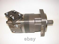 NEW Eaton 109-1370-006 Char-Lynn Hydraulic Geroler Disc Valve Motor, High Torque