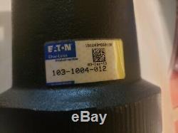 NEW Eaton Char-Lynn 103-1004-012 Hydraulic Motor