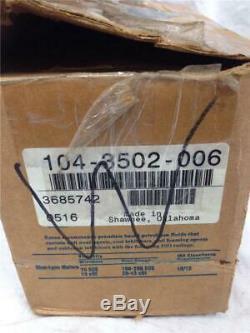 NEW! Eaton (Char-Lynn) 104-3502-006 Hydraulic Motor 2000 Series