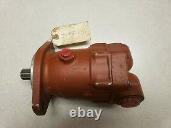 NEW Eaton Hydraulic Motor/ Pump 74318-DAG 15 tooth shaft