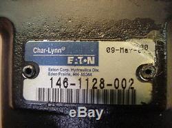 NEW GENUINE EATON HYDRAULIC MOTOR OEM CHAR-LYNN charlynn 146-1128-002