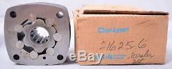 NEW NIB Eaton Char-Lynn Hydraulic Motor Geroler 2000 Series PN 21625-006
