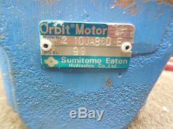 NEW SUMITOMO EATON HYDRAULIC MOTOR 2100AB6D-E