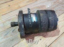 NOS Eaton Char-Lynn Hydraulic Motor 103-2100-010 4320011879491 2CF635 HEMTT