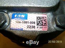 NOS Shar-Lynn Eaton 104-1091-006 Hydraulic Geroler Disc Valve Motor USA