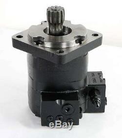 New 114-1127-006 Eaton Charlynn Orbital Hydraulic Motor