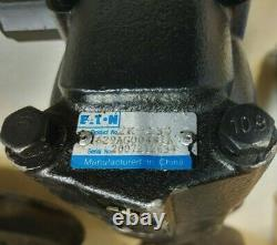 New Eaton 629ag00481a 2k-130 Hydraulic Motor (ra1a)