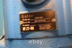 New Eaton Hydraulic Fixed Motor HHD3333-001 54.4 CC/ Rev