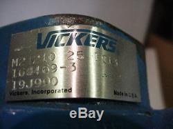 New Eaton Vickers high speed hydraulic Vane motor M2-210-25-1C13 168469-3