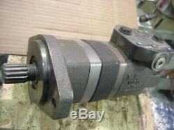 New GENUINE Eaton char-lynn 2000 series 2 speed hydraulic motor 104-2308-001