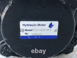 New Hydraulic Motor 112-1069-aft, Replaces Eaton Char-lynn 112-1069-006