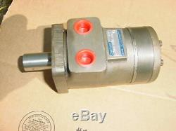 New NOS EATON CHAR-LYNN Motor 101 1004 007 018 Hydraulic Motor 4 Bolt