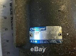 New Old Char-lynn, Eaton 107-1009-005 Hydraulic Motor, Boxzc