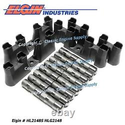 New Set of USA Made Valve Lifters & Trays Fits Some 1999-2020 GM 6.0L LS Engines