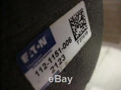 New USA Genuine Eaton 6000 series hydraulic motor Char-Lynn 112-1151-006