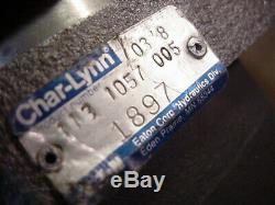 New USA Genuine Eaton 6000 series hydraulic wheel motor Char-Lynn 113-1057-005