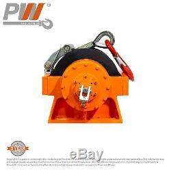 ProWinch Hydraulic Winch 22,000 lbs. EATON Motor