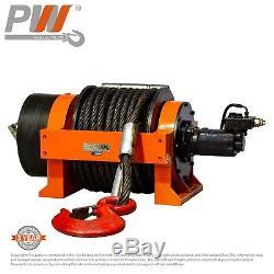 ProWinch Hydraulic Winch 44,000 lbs. EATON Motor