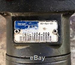 Rebuilt Eaton Char Lynn 101-1004-009 Hydraulic Motor